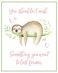 sloth valentines day card 7 simple ways to decorate for s day clean and scentsible