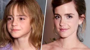 emma watson looks like emma watson s hair from beauty and the beast to harry potter