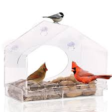 clear plastic window bird feeder best bird feeders in 2017 attracting birds to your backyard
