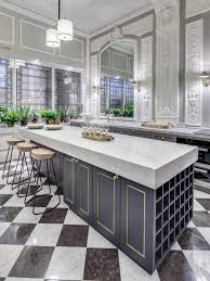 designing kitchens 36 marvellous marble kitchens that spell luxury