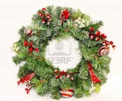 Decorated Christmas Wreaths Ideas by Tips To Create Traditional Christmas Front Door Decoration
