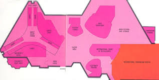 Las Vegas Casino Floor Plans The Las Vegas Hilton Looking Back Two Way Hard Three Las