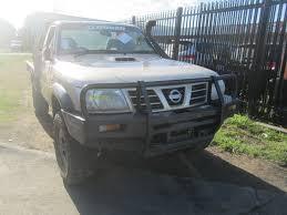 nissan patrol ute australia nissan patrol y61 gu cab chassis ute td42 tdi 2006 wrecking