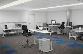 Office Furniture Stand Up Desk by Home Office Workstations The Most Suitable Home Design