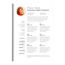 Free Cool Resume Templates Free Pages Resume Templates Resume For Your Job Application