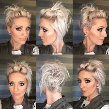 how to stye short off the face styles for haircuts pixie styling fab pinteres