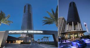 porsche design tower car elevator the 840 million porsche design tower is the ultimate in luxury living