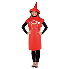 Ketchup Halloween Costume Stag Party Costume Ideas
