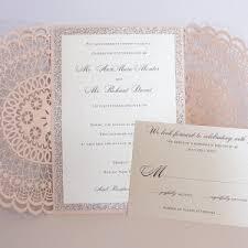 Blush Wedding Invitations Blush Wedding Invitations Archives U2022 Lavender Paperie