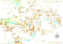 Chelsea Map Tourist Attraction Map Of London Evenakliyat Biz