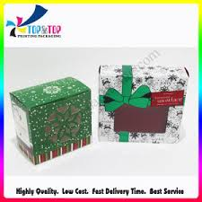 china beautiful gift boxes wholesale paper christmas packaging