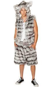 furry wolf costume male wolf costume mens wolf halloween costume