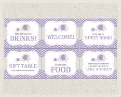 purple elephant baby shower decorations purple baby shower decorations home design ideas and pictures