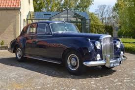 bentley blue color classic 1959 bentley s1 sedan saloon for sale 2176 dyler
