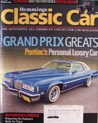 Hemmings Classic Car - buy hemmings classic car magazine june 2008 grand prix greats