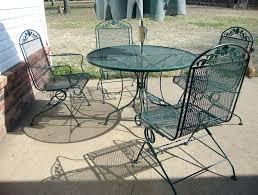 Patio Chair Repair Parts Wrought Iron Patio Furniture U2013 Bangkokbest Net