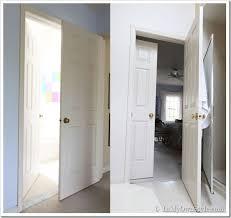 bathroom door ideas bathroom gets a makeover rolling door hardware