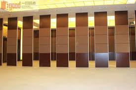 Movable Wall Partitions Foshan Movable Partition Wall Sliding Folding Wall For Art Gallery