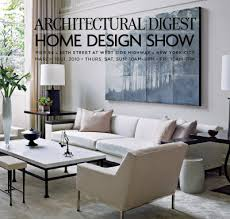 architectural digest home design show in new york city focal point styling architectural digest home design show