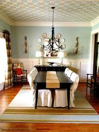 dining room ceiling ideas two story cottage diy home decor blogs