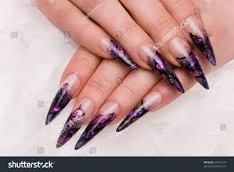nice hands nail art stock photo 54441130 shutterstock