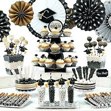 graduation decoration black and gold decorations ideas add a hint of gold to the black and