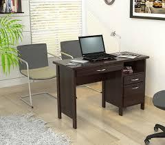 Sauder Graham Hill Computer Desk With Hutch Autumn Maple by Amazon Com Inval America Es 2403 Softform Desk Kitchen U0026 Dining