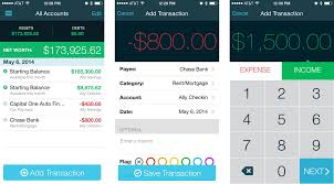 Best Home Budget Spreadsheet Best Budget Apps For Iphone An Easier Way To Spend Less And Save