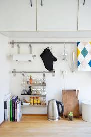 ikea kitchen organization ideas ikea grundtal kitchen organizing ideas apartment therapy