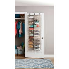 Honey Can Do 60 Double Door Storage Closet by Shoe Organizers
