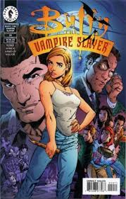 buffy the vire slayer 20 cross issue