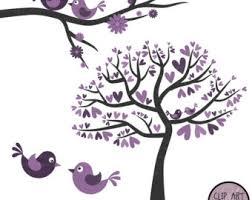 Purple Wedding Meme - make meme with purple birds wedding clipart