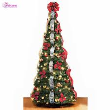 baby nursery pleasant decorating christmas tree ribbon ideas