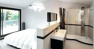 salle de bains dans chambre salle de bain chambre chambre salle de bain chambre parentale avec
