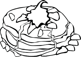 Food Coloring Pages Free Printable For Kids Vonsurroquen Me Food Color Pages