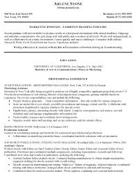 Resume For Video Production Doc 585610 Assistant Manager Job Description Assistant Manager