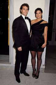 cavill and gina carano at tom ford cocktail party