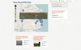 Real Estate Map Real Estate Solutions Using Drupal And Drealty Inclind