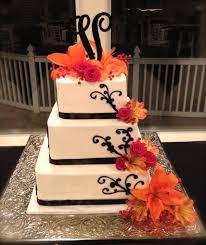 square wedding cakes wedding cake wedding cakes 3 tier square wedding cake beautiful