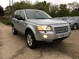 land rover 2009 land rover freelander 2 2 2td gs 2009 4x4 96 000 miles with