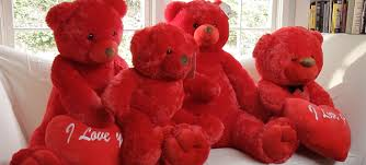 big teddy valentines day valentines day big teddy bears home plans