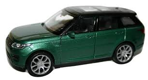 toy range rover range rover sport model car 1 32 scale diecast by welly brand new