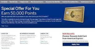 amex premier rewards gold 50 000 offer u2013 hold off for 75 000