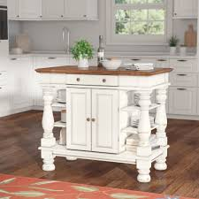 august grove collette kitchen island reviews wayfair collette kitchen island