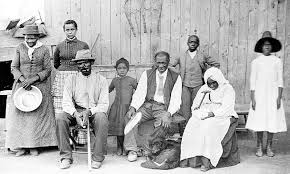 letter from freed slave entertainment rundown