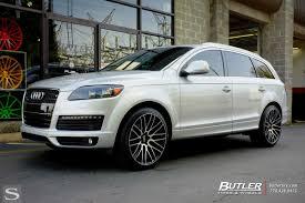 Audi Q5 Black Rims - q7 savini wheels