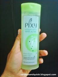 Toner Pixy random pixy cleansing express anti acne