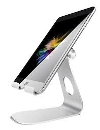 amazon com tablet stand adjustable lamicall ipad stand desktop