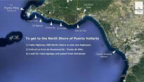 Nayarit Mexico Map by Pvsr Location Map Glass Penthouse Punta De Mita