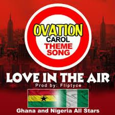 ghana u0026 naija all stars love in the air ovation christmas carol